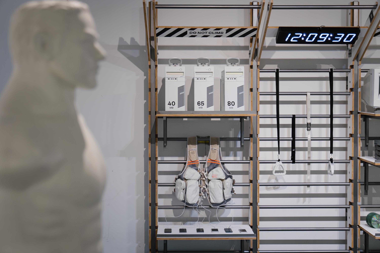 K11 Art Mall Digital Fitness Experience Store by Brainrental