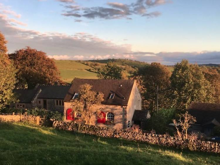 The best Airbnbs in the Peak District