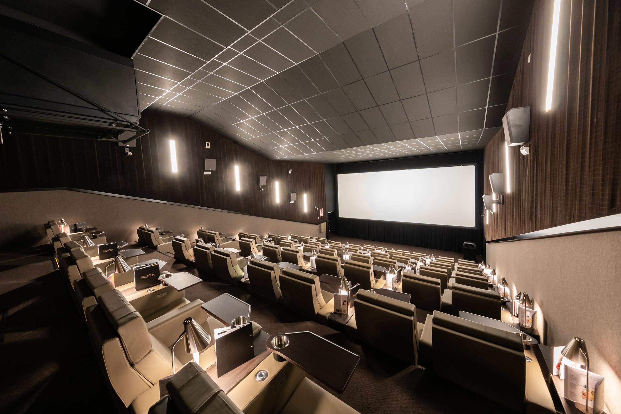 Cine Yelmo Luxury Palafox