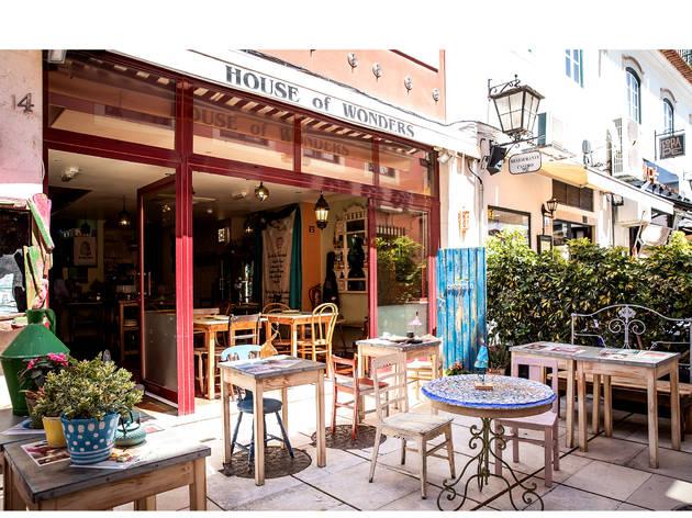 Restaurante, Cozinha Vegetariana, Cascais, House of Wonders