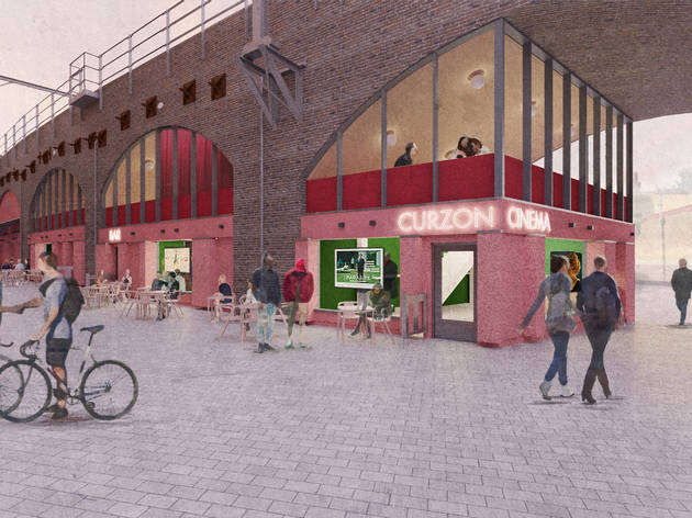 London is getting a new cinema inspired by New York jazz bars