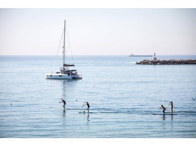 Desporto, Cascais, Sup-paddle board, Ocean Activities