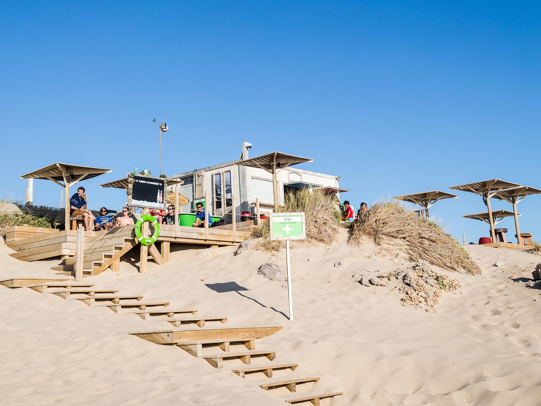 Bar, Praia do Guincho, Bar do Guincho, Cascais