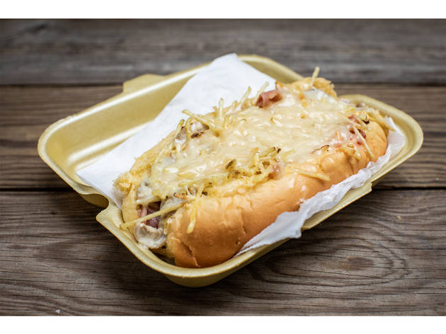 Restaurante, Hot Dog Fusão, Cachorro Quente