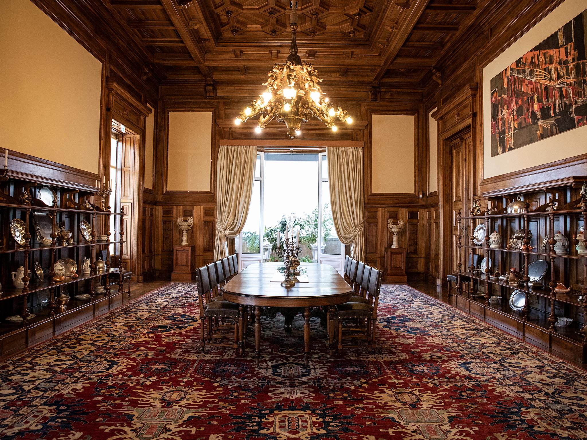 Museus, Museu da Presidência, Palácio da Cidadela de Cascais