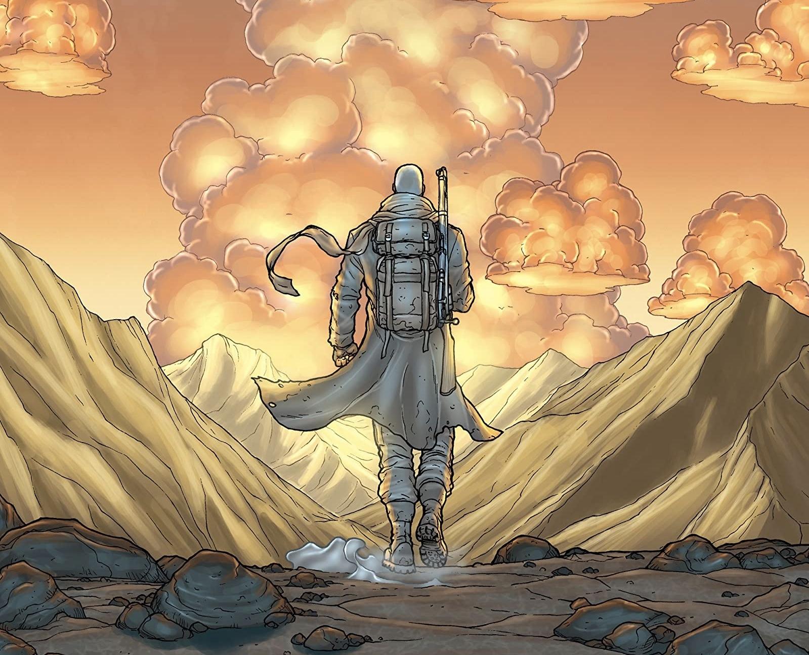 Ilustración del comic 303