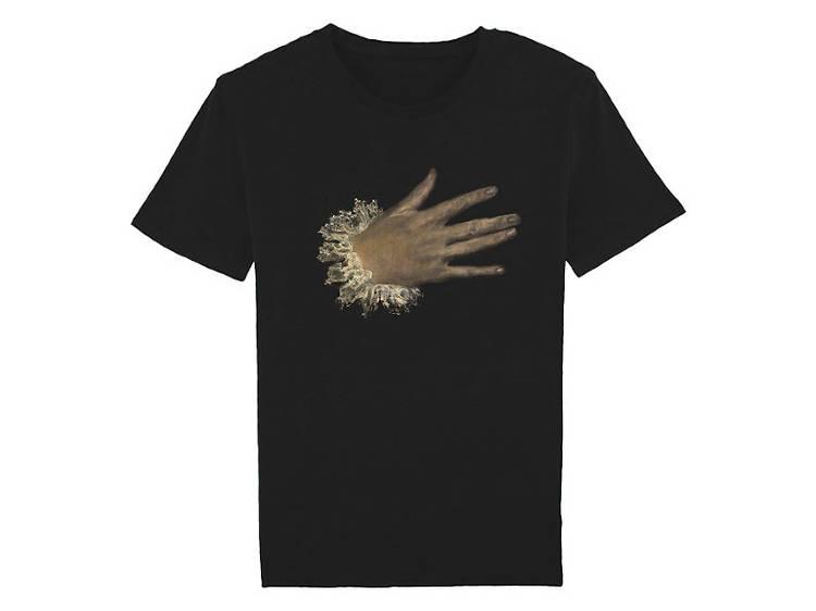 Una camiseta con arte