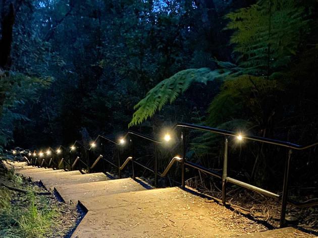 Katoomba Falls Reserve Trail