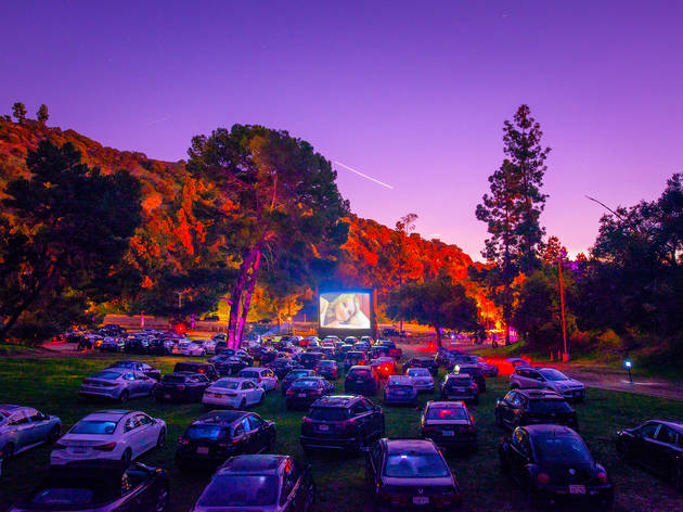 Cinespia drive-in