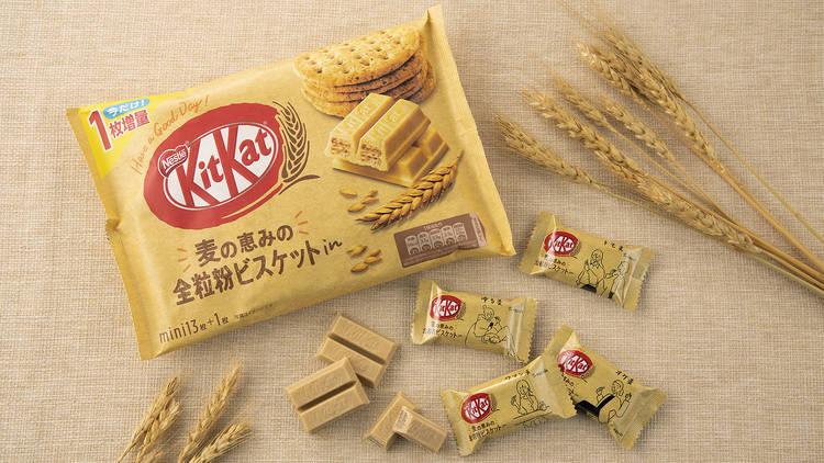 Whole wheat KitKat