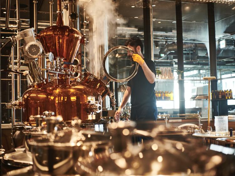 9 best urban breweries, wineries and distilleries in Tokyo