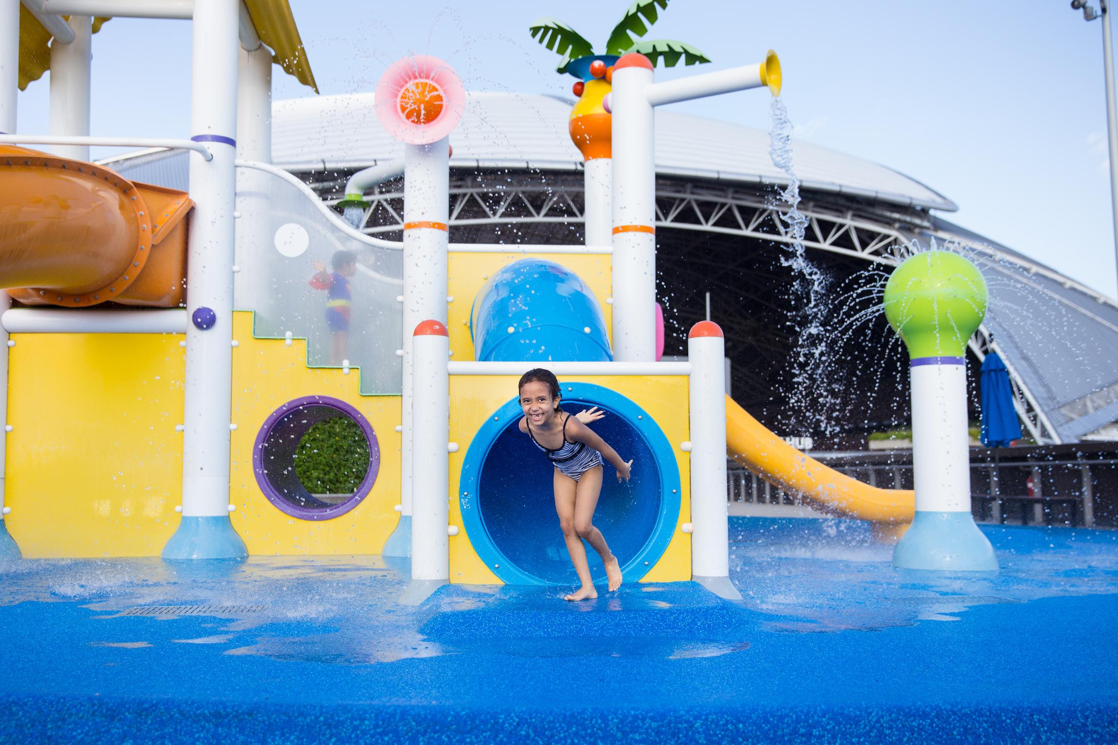 Splash N Surf, Singapore Sports Hub