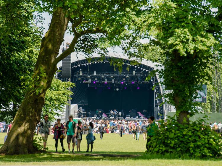 The best music festivals in London 2021