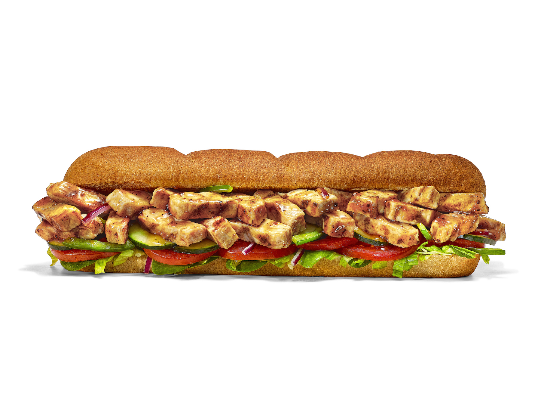 Subway Sweet Onion Chicken Teriyaki