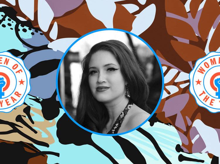 Tallulah Talons, Producer of Pandemic Burlesque