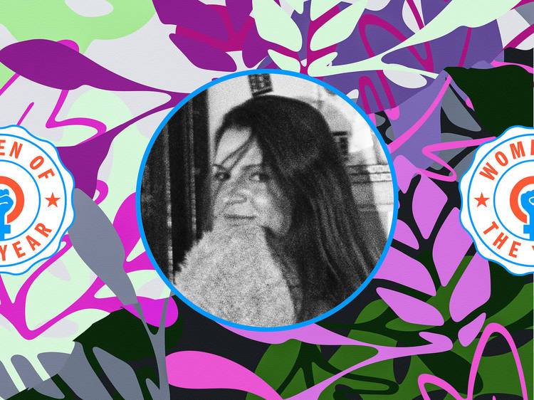 Samara Bliss, Founder of The Locker Room