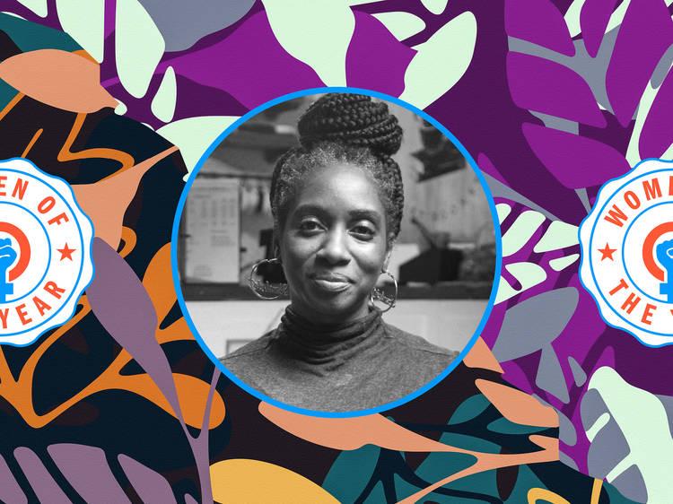 Kalima DeSuze, Founder of Cafe con Libros
