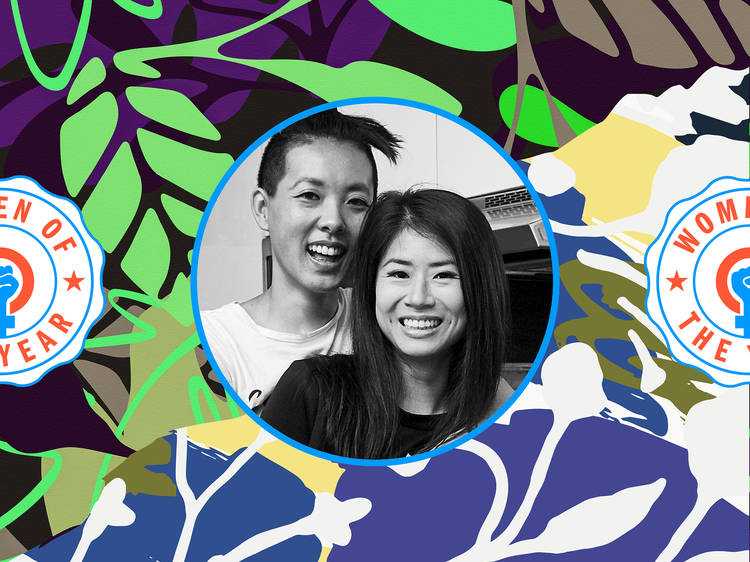 Moonlynn Tsai and Yin Chang, Founders of Heart of Dinner