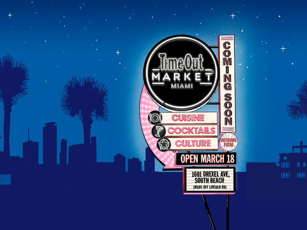 Time Out Market reopening - March 15