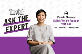 Sally's Toy co-founder Vera Lui