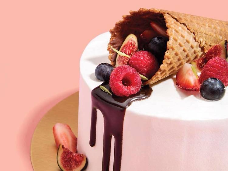 The best cake shops in Hong Kong