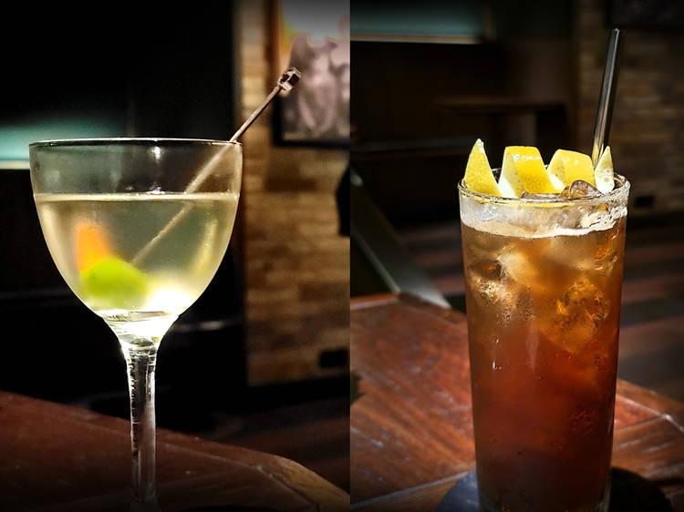New cocktails at PDT