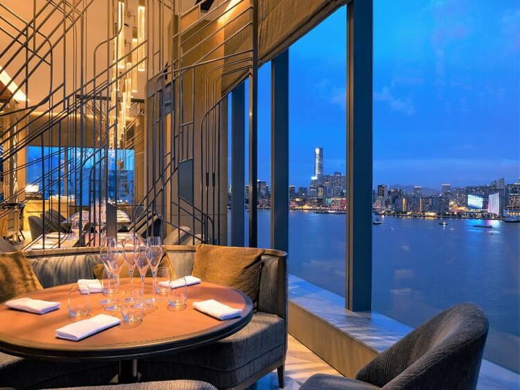 Best rooftop bars in Hong Kong