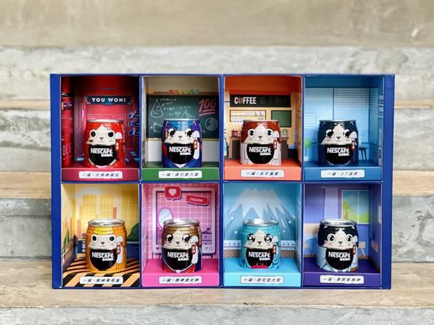 雀巢咖啡 x 日本京都設計品牌 Sou・Sou 推出限定生活小物