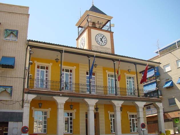 Ayuntamiento de Morata de Tajuña (Archivo)