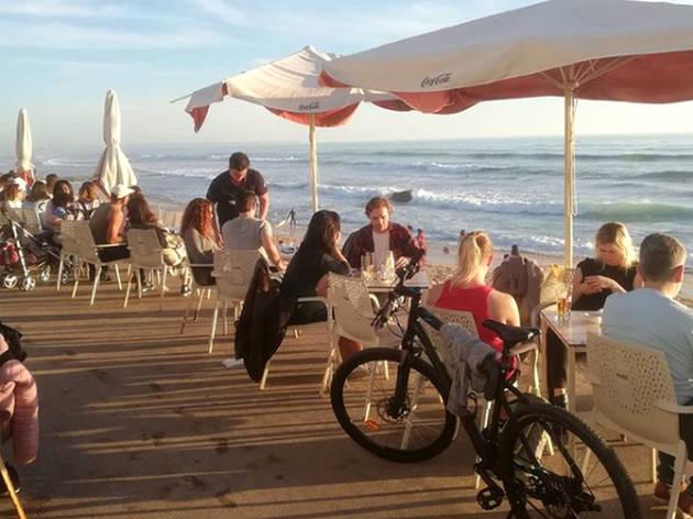 Restaurante, Bar, Pizzeria, Esplanada de São Pedro
