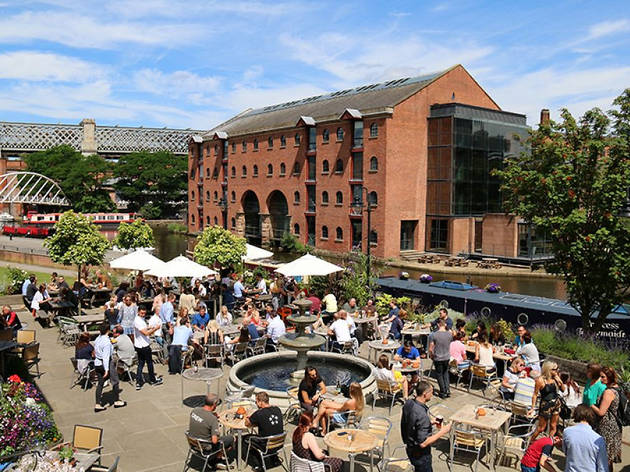 16 great outdoor drinking spaces in Manchester