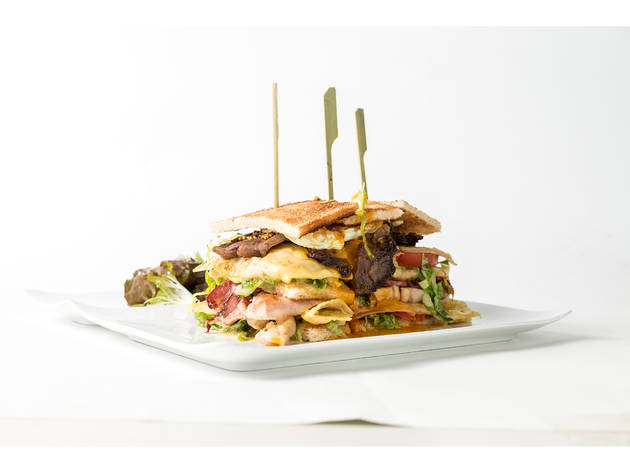 Restaurante, Atlântico Pool-Bar, The Oitavos, Club Sandwich