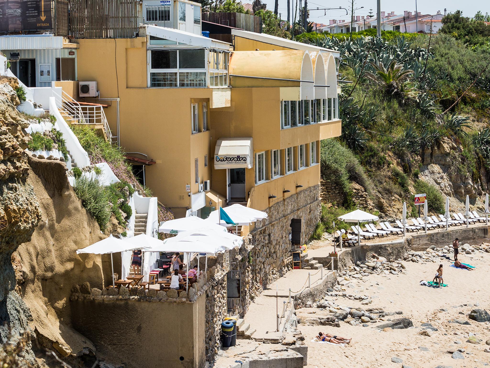 Restaurante, Esplanada, Sunset Beach Club Bafureira
