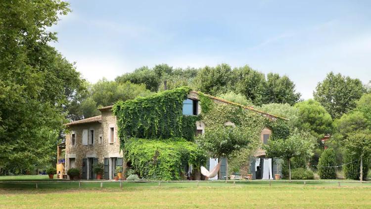 airbnb, 12 espacios unicos, Catalunya