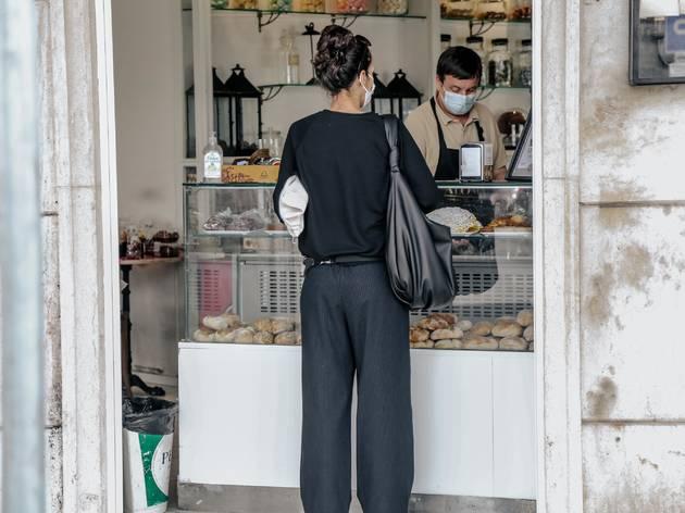 Desconfinamento em Lisboa: imagens de uma nova realidade [Fotogaleria]