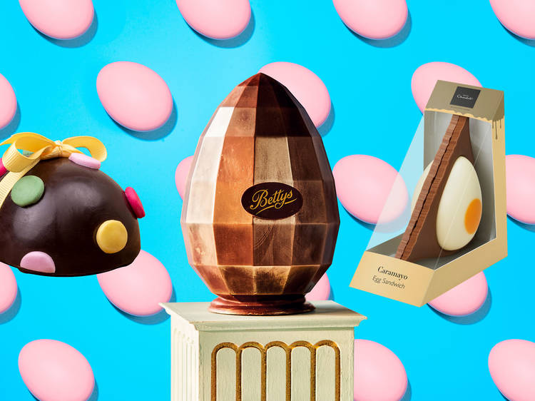 Get yourself some sweet Easter treats