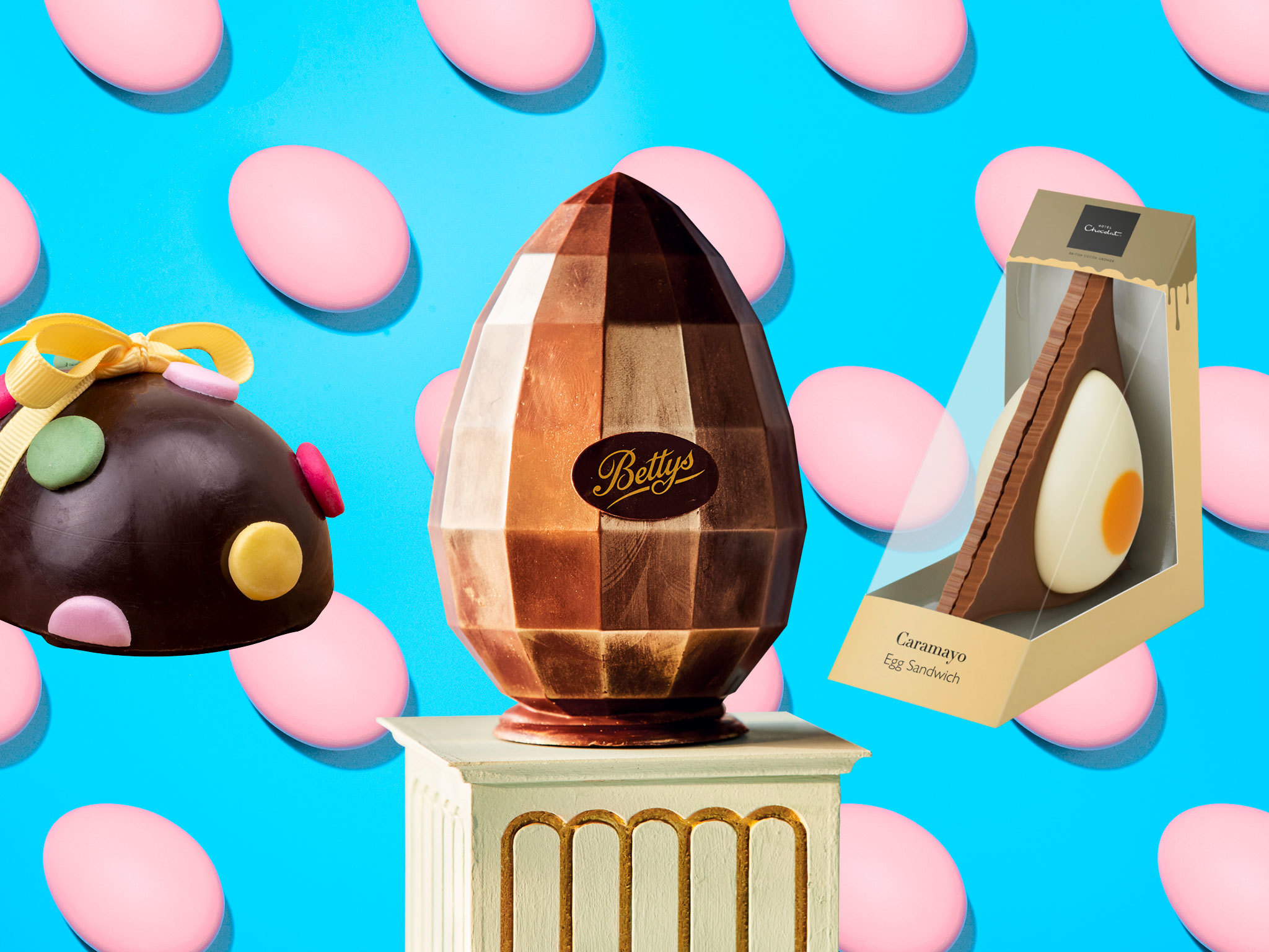 Excellent sweet Easter treats