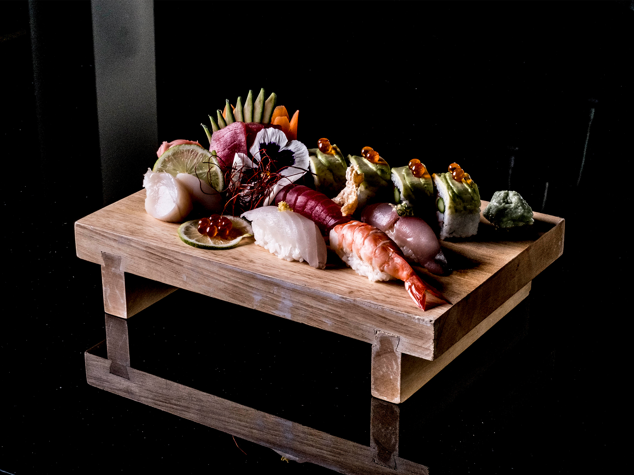 Restaurante, Cozinha Japonesa, Japanese Bar - The Oitavos