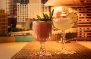 La Farmacia cocktails (Photograph: Daniel Boud)