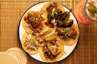 La Farmacia tacos (Photograph: Daniel Boud)