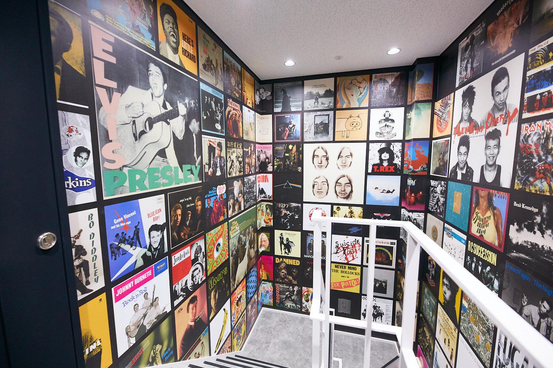 レコードの街、渋谷にディスクユニオン初のロック専門店が登場
