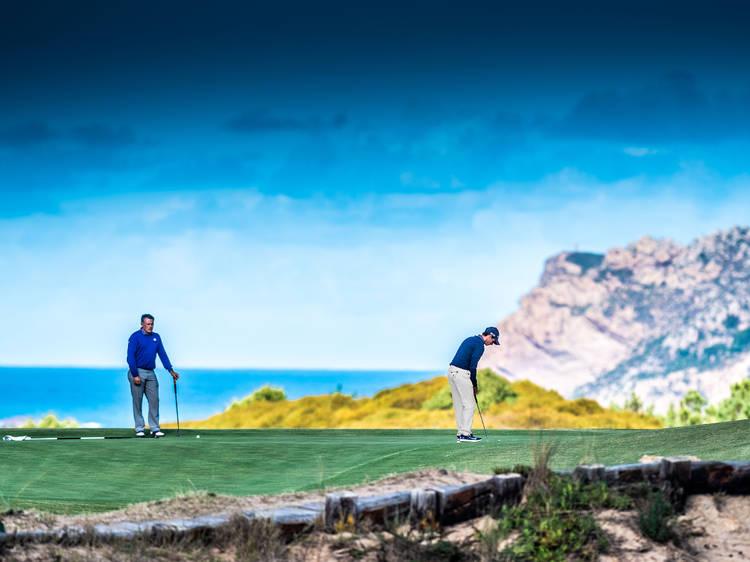 Os melhores campos de golfe em Cascais e arredores