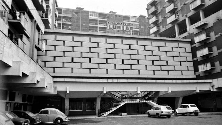 Pátio das Antigas, Lisboa Antiga, Cinema Lumiar