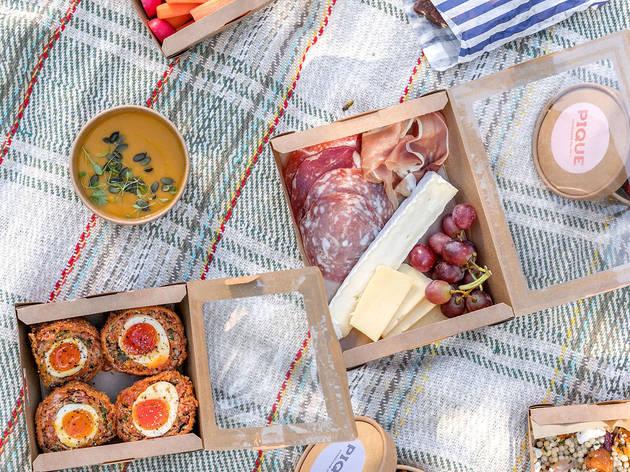 Lugares para hacer picnic en la Ciudad de México