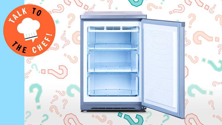 Talk to the Chef Freezer