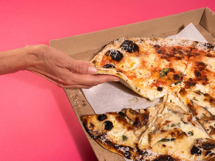 Con Madre Pizzería