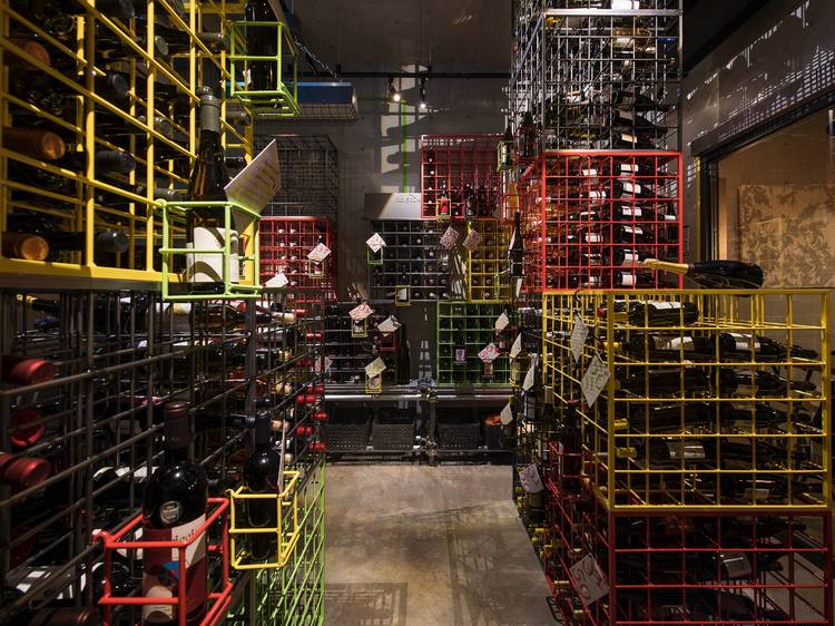 Explore the world of natural wine