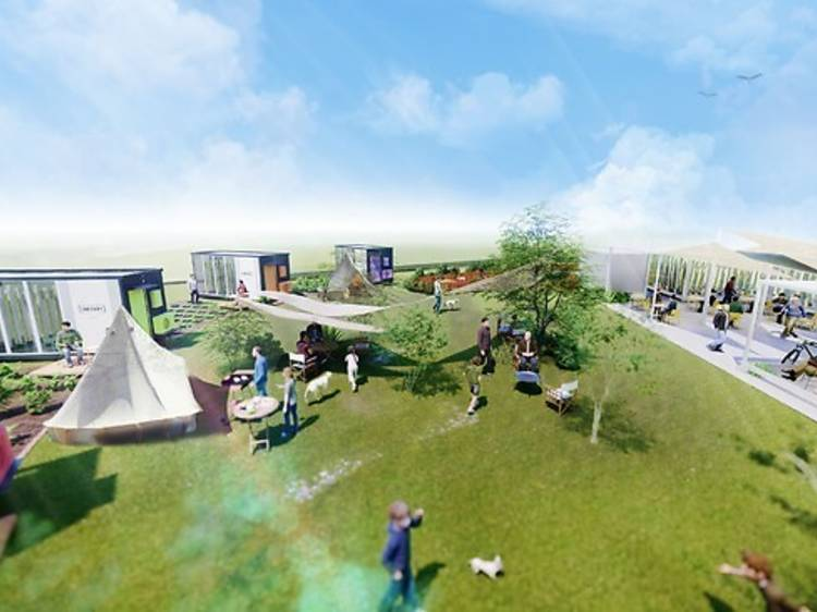 「アグリワーケーション」を提案するONE-FARM 深谷 Works