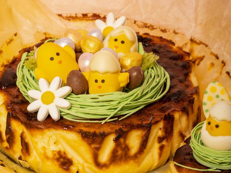 La Viña:季節限定芝士蛋糕