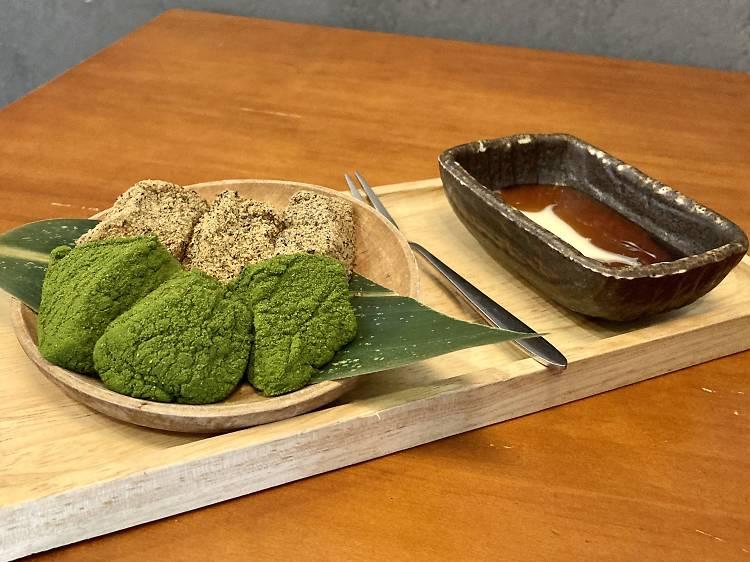 旮旯:日式小清新甜食
